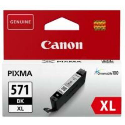 CANON CLI-571XL BK EREDETI PATRON
