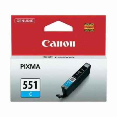 CANON CLI-551 CYAN EREDETI PATRON