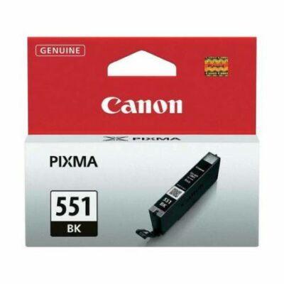 CANON CLI-551 BK EREDETI PATRON