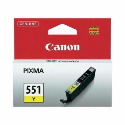 CANON CLI-551 YELLOW EREDETI PATRON