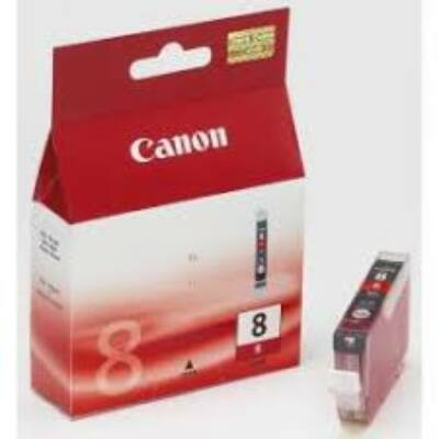 CANON CLI-8 RED EREDETI TINTAPATRON