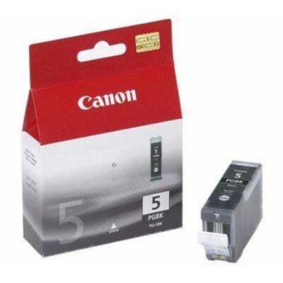 CANON PGI-5 BK EREDETI PATRON