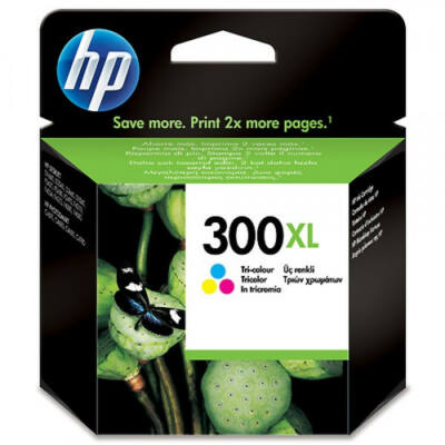 HP 300XLC/CC644 EREDETI PATRON