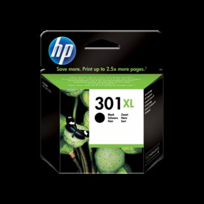 HP 301XLBK/CH563 EREDETI PATRON
