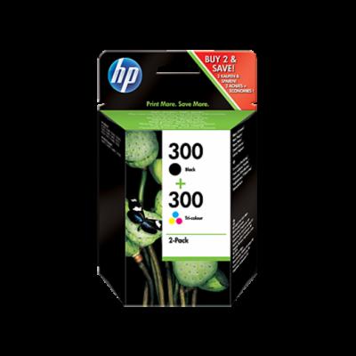 HP 300 CC640/CC643 / CN637 EREDETI MULTIPACK