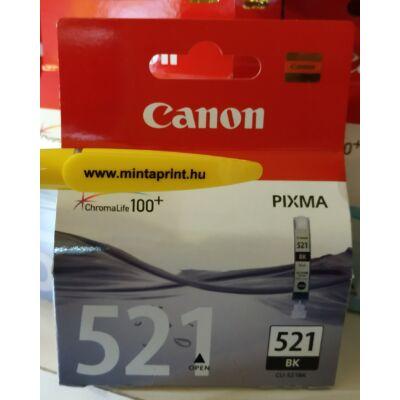CANON CLI-521 BK EREDETI PATRON