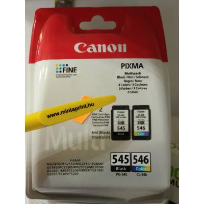 CANON PG-545/CL-546 EREDETI MULTIPACK