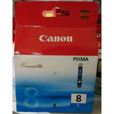 CANON CLI-8 CYAN EREDETI PATRON