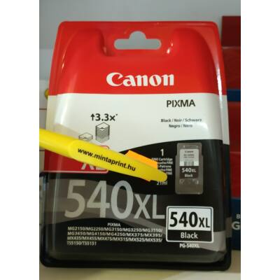 CANON PG-540XL EREDETI PATRON