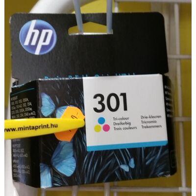HP 301COL/CH562 EREDETI PATRON