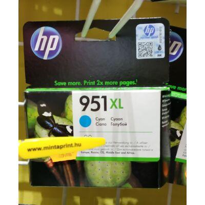 HP 951XL/CN046A CYAN EREDETI PATRON