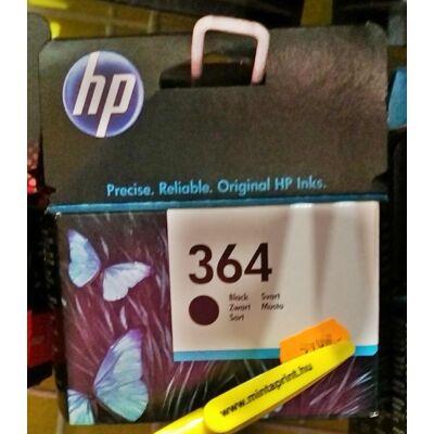 HP 364/CB316 BK EREDETI PATRON