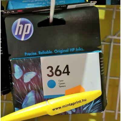 HP 364/CB318 CYAN EREDETI PATRON