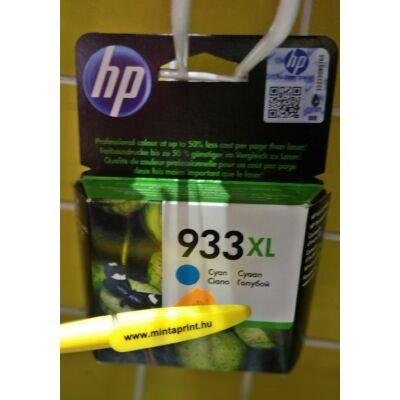 HP 933XL/CN054 CYAN EREDETI PATRON