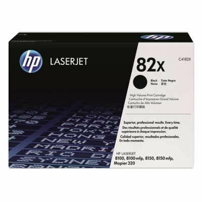 HP C4182X EREDETI TONER