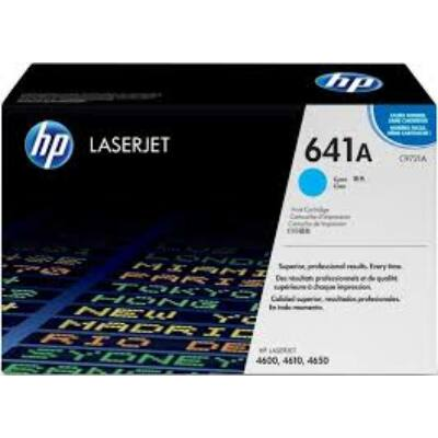 HP C9721A EREDETI TONER