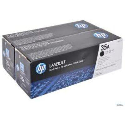 HP CB435AD EREDETI TONER