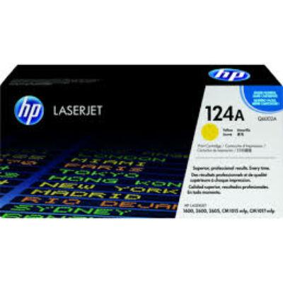 HP Q6002A EREDETI TONER