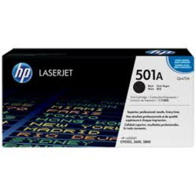 HP Q6470A EREDETI TONER