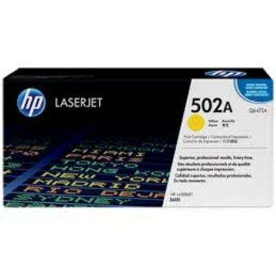 HP Q6472A EREDETI TONER