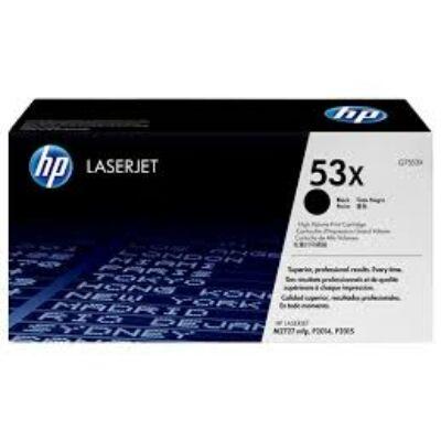 HP Q7553X EREDETI TONER