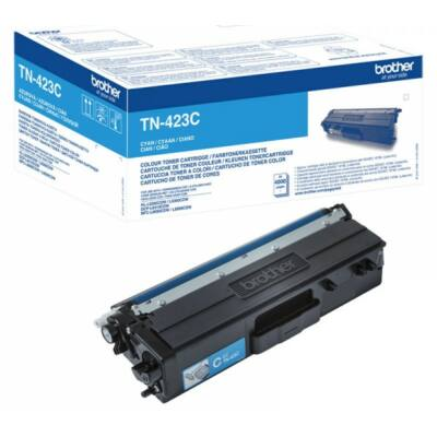 BROTHER TN-423 CYAN EREDETI TONER